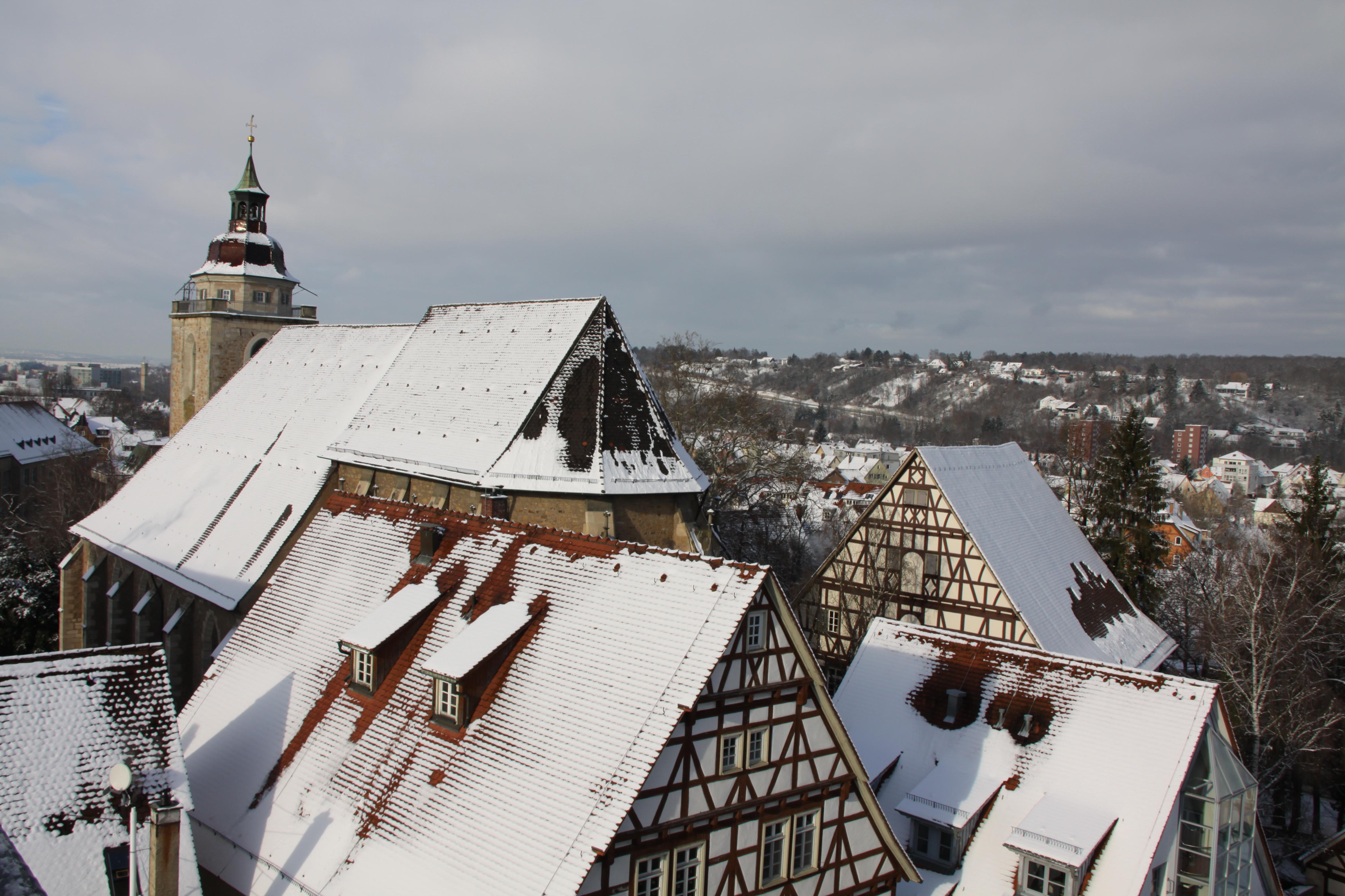 Historische Stadtführung in Kirchheim unter Teck Albtrauf